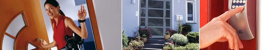 Haustüren - modern und sicher