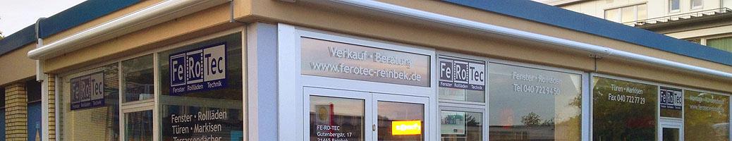 FeRoTec - Fenster Rollläden Technik - Reinbek